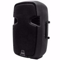 Caixa Ativa 15 Pol 300w 2v Fm Usb Bluetooth Rec Csr 5515