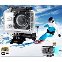 Cámara Sport Sj6000 14mp Hd1080 Envio Gratiss Wifi Acuatica
