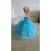 Centro De Mesa Frozen Souvenir Decoracion Cumpleaño Infantil