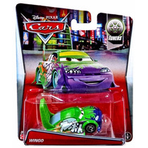 Disney Pixar Cars De Metal Wingo Tuners Mattel Doestoys