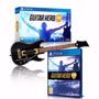 Jogo Guitar Hero Live Ps4 + Guitarra Lacrado