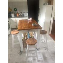 Espectacular Isla De Cocina Laqueada!