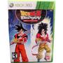 Dragon Ball Z Budokai Hd Collection! X-box 360 Fisico Nuevo!