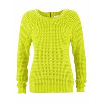 Blusa Frio Feminina Casaco Cardigan Suéter Pulover Lã Trico