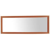 Espejo Marco Madera Decoracion Living Hogar Baño Moderno