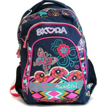 Mochila Premium Nena Con Diseño Bordada