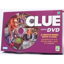 Clue Dvd Original Hasbro.