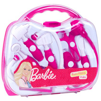 Kit Médica Barbie Maleta - Fun
