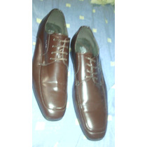 Zapatos Gucci Original Elegantes Color Marron Talla 43