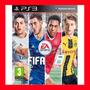 Fifa 17 Ps3 Digital Incluye El Pase En Linea