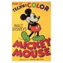 Poster (28 X 43 Cm) Walt Disney