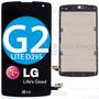 Tela Display Lcd Touch Lg D295 D392 D295f G2 Lite Original