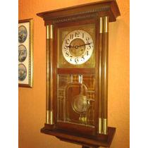 Raríssimo Gschlag Glashütte Cathedral Clock - Germany/1920
