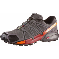 Zapatilla Salomon Speedcross 4 Cs Impermeable Envios Gratis