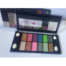 Kit De Sombras Any Color Com 12 Cores