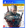 The Witcher 3 Wild Hunt Complete Edition Mídia Física Ps4