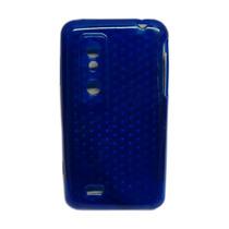 Funda Tpu Azul Lg Optimus 3d P920