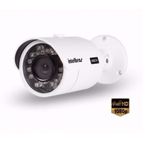 Kit 14 Câmeras Bullet Intelbras 2.0mega 30m 3,6mm Vhd 5030b