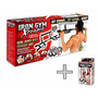 Iron Gym® Xtreme 5 En 1 Barra Gimnasio Para Puerta Irongym