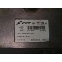 Modulo De Injeção Fiat Strada 1.4 Resetado 5522676 Iaw4gf.t2