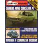 Quatro Rodas Nº162 Janeiro 1974 Vw Sp2 Tc Dodge Gran Sedan