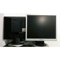 Monitor Samsung Syncmaster 701n De 17 Seminuevo