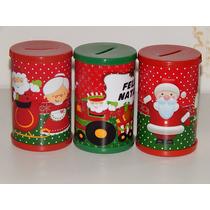 100 Cofres Natal, Papai Noel, Trenó, Cofrinhos