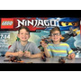 Lego Ninjago 70601 Tiburòn Aèreo 2016 . Stock
