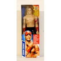 Wwe Jonh Cena Rojo 30cm