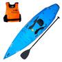 Kayak Tabla Sup Surf Stand Up Paddle + Chaleco Atlantikayak
