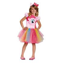 Disfraz Pinkie Pie My Little Pony Tutu Vestido
