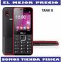 Telefono Blu Tank 2 Camara + Flash, Mp3, Radio Tienda Fisic