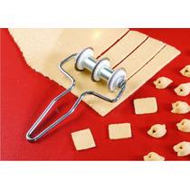 Rolo De Massa Pequeno Prático Para Cortar Agnolini Capeletti