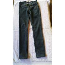 Pantalon Jeans Azul Para Niño Talla 4 (usado) Chevignon