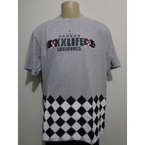 Camiseta Xxl 55 Life Bboy Skate Rap Hip Hop Crazzy Store
