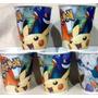 Vasos Pokemon De 330cc, Plasticos Descartables!!!