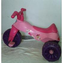 Moto Fisher Price Niña Barbie Juguete