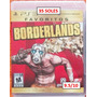 Juegos Ps3, Borderlands 1, Sin Rayones, Remato