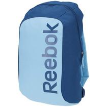 Mochila Reebok Escolar Azul