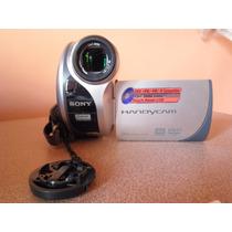 Handycam Sony Con Su Estuche Marca Caselogic