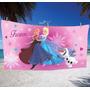 Toallon Frozen Anna Elsa Original Disney Piñata