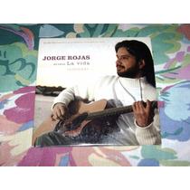 Jorge Rojas Cd Single Locura