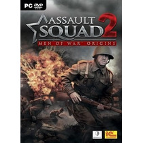 Men Of War Assault Squad 2 : Men Of War Origins - Pc - Dvd