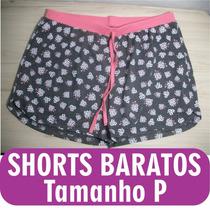 Kit Lote Short Dormir Pijama Feminino Revenda Atacado Tam P