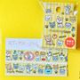 Washi Tape Masking Deco Papel Scrapbooking Japonesa Gatitos