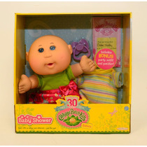Muñeca Cabbage Patch Kids Doll Baby Shower Babies 30 Year