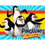 Kit Imprimible Candy Bar Pinguinos De Madagascar Cumples