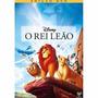 O Rei Leão Dvd Lacrado Classicos Disney