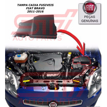 Capa Tampa Caixa Fusíveis Fiat Bravo 2011 - 2016 Original