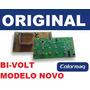 Placa Eletrônica Lavadora Colormaq Lca 11kg Bi-volt Original